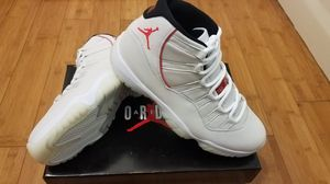 Jordan Retro 11's size 10.5 and 11 for Men. for Sale in East Compton, CA