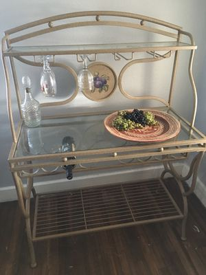 Wine rack stand alone for Sale in Indianapolis, IN