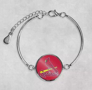 $7 new silver-plated adjustable STL Cardinal bangle bracelet for Sale in Ballwin, MO