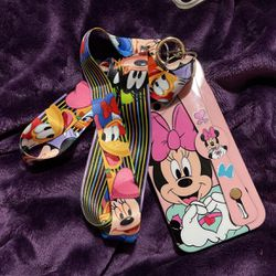 Pink Minnie Mouse IPhone 12 Max Pro Case for Sale in Houston,  TX