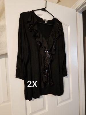 Size 2x shirt for Sale in Murfreesboro, TN