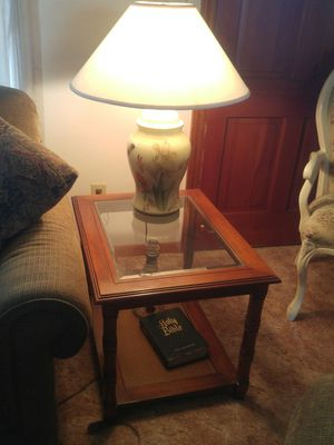 2 matching lamps for Sale in Goodview, VA