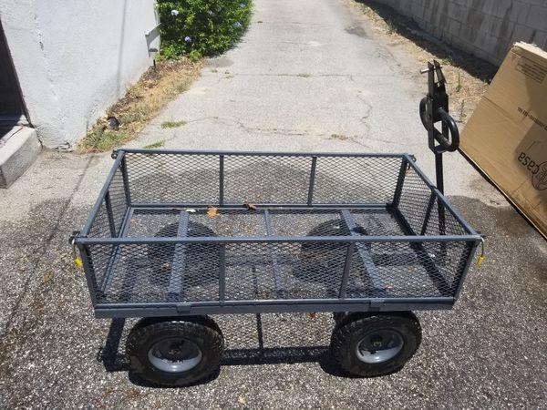 Heavy duty Gorilla cart