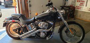 2004 Harley Davidson softail deuce for Sale in North East, MD