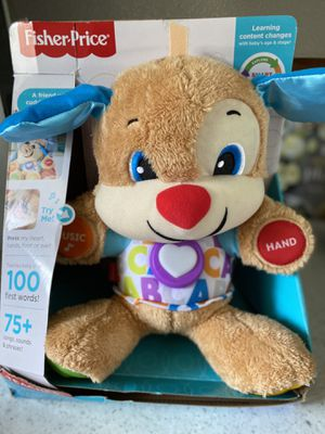 Fisher Price smart stages puppy for Sale in Cypress Gardens, FL