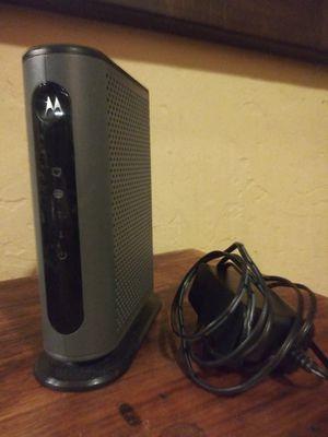 Motorola Modem for Sale in Spokane, WA