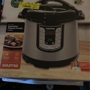 Crock Pot And Gourmia Express Pot for Sale in Las Vegas, NV