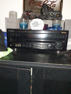 Pioneer stereo receiver for Sale in Saint Petersburg, FL