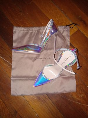 Gianvito Rossi Hologram High Heels for Sale in Cincinnati, OH
