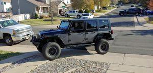 2008 jeep wrangler jku sahara for Sale in Denver, CO