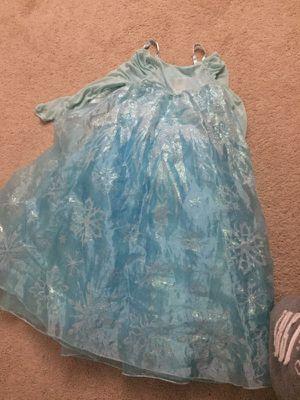 Disney Elsa dress for Sale in Alexandria, VA