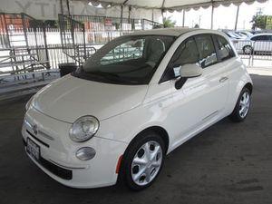 2012 FIAT 500 for Sale in Gardena, CA