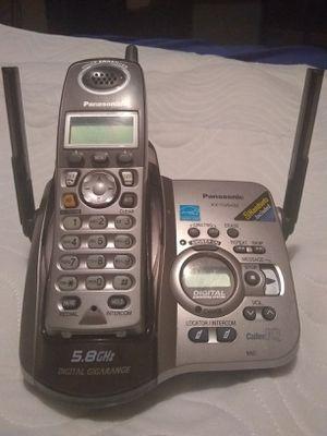 2 Panasonic Cordless Landline Phones for Sale in Wichita, KS