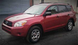 2008 Toyota Rav4 for Sale in Morgantown, WV