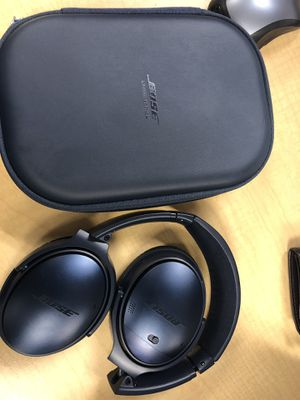 Bose Quiet Comfort 35 II - Limited Edition - can go low on price for Sale in UPPER ARLNGTN, OH