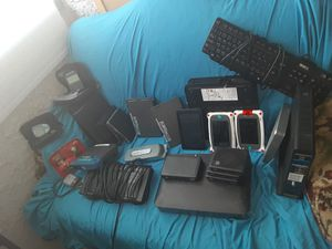 Electronics everything must go nothing over 30 for Sale in Henderson, NV