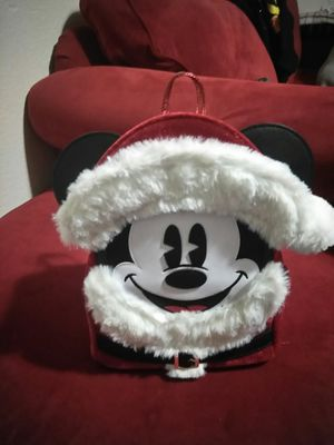 Disneys Loungefly Santa backpack for Sale in Chino, CA