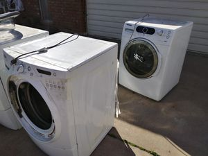 Free front loader washer and dryer for Sale in Phoenix, AZ