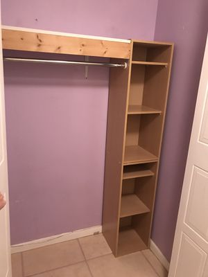 Closet Organizer for Sale in Fort Lauderdale, FL