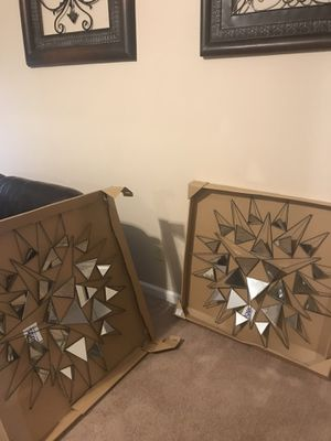 Mirror Wall Art Decor for Sale in Memphis, TN