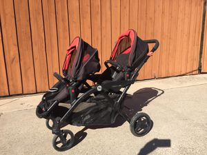 Contours Options Elite Double Stroller for Sale in Plano, TX