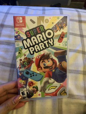 Super Mario Party for Sale in Sumner, WA