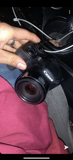 Canon powershot sx540 HS digital point & shoot camera for Sale in Sacramento, CA