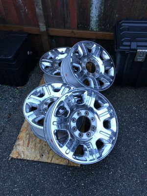 "Ford 20"" factory rims for Sale in Everett, WA"