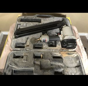 FRAMING Nail Gun (PORTER CABLE) FOR PARTS for Sale in Freeport, NY