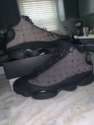 Jordan 13 black cats for Sale in Independence, OH