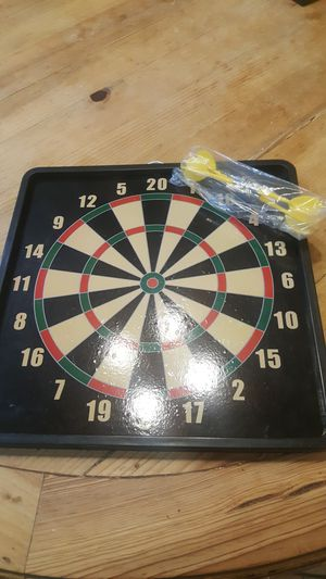 Magnetic dart board for Sale in Chandler, AZ