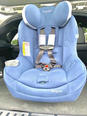 Blue Reclinable Maxi Cosi Pria 70 Car Seat $60 FIRM! for Sale in Hialeah, FL
