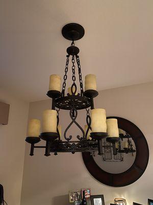 Beautiful Spanish chandelier for Sale in Littleton, CO