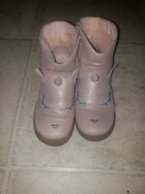 Girls size 1 boots for Sale in Thornton, CO