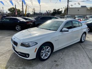 2015 BMW 5 Series for Sale in Sacramento, CA
