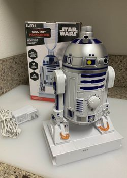New in box $12 each Ultrasonic STAR WARS R2-D2 Cool Mist Humidifier for Stuffy Air Stop Allergies for Sale in Covina,  CA
