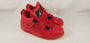 2018 WMNS Nike Air Jordan 4 IV Retro Red October Singles Day AV3914-600 Size 8.5 for Sale in Marysville, WA