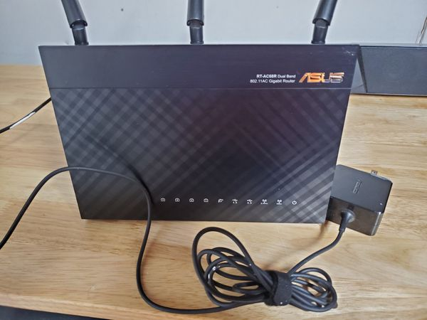 Asus DualCore Wifi Router