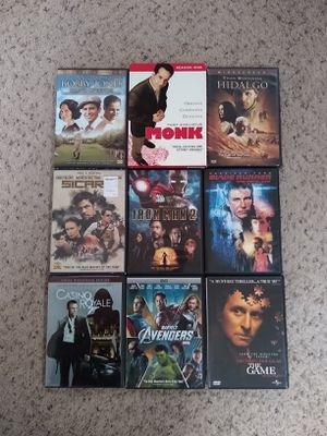 DVD Lot - Action/Mystery for Sale in Orlando, FL