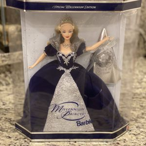 1999 Special Millennium Edition Holiday Barbie for Sale in Fort Lauderdale, FL