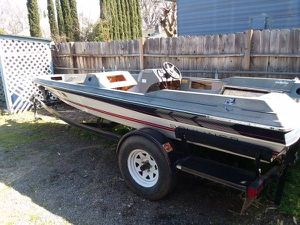 Bayliner Bass Boat/ Trailer!! for Sale in American Canyon, CA