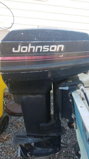 40hp Johnson for Sale in Pasadena, MD