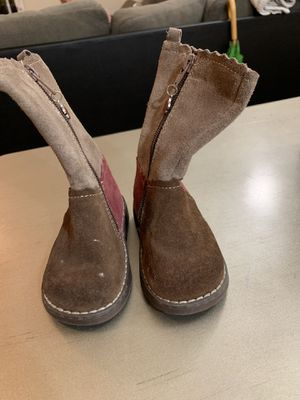 Toddler girl cowboy boots for Sale in Hollister, CA