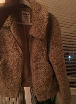 Garage Oversized Teddy Bear Jacket (small) for Sale in Pittsburgh, PA