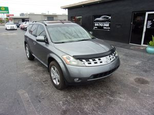 2005 Nissan Murano for Sale in Pinellas Park, FL