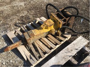 2014 Atlascapco SB452 backhoe breaker for Sale in Chicago, IL