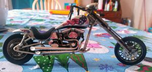 Toy collectable motorcycle item for Sale in Youngstown, OH