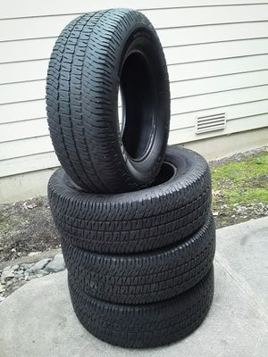 4 Tires - 275/65R18 MICHELIN LTX A/T2 for Sale in Bellevue, WA