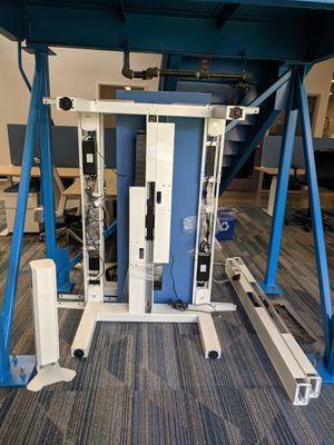 AMQ Furniture ACTIV sit-to-stand desk frames for Sale in Oakland, CA