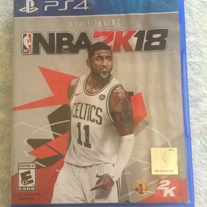 NBA 2018 PS4 for Sale in Cibecue, AZ